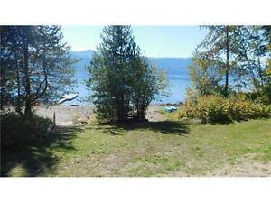 SEMI-WATERFRONT SHUSWAP LAKE