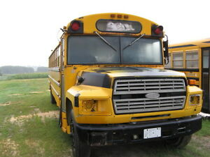 Ford school bus