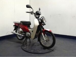 2013 Honda SUPER CUB 110 (NBC110) 110cc Gateshead Lake Macquarie Area Preview