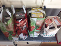 Flippin' loads of DVD's - Five bags full!!