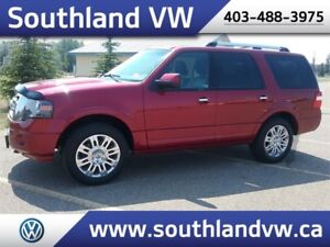 2014 Ford Expedition Limited **8 PASSENGER ~ LEATHER ~ SUNROOF**