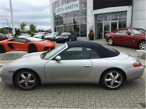 1999 Porsche 911 Cabriolet--CERTIFIED--FAST LOAN APPROVALS