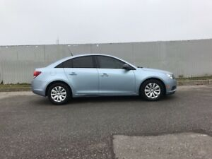 2011 Chevrolet Cruze LS+ w/1SB-COMPLETE WITH WINTER TIRES