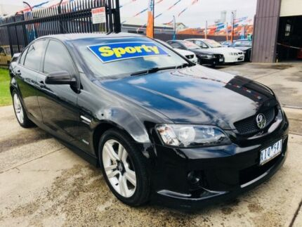 2009 Holden Commodore VE MY10 SV6 6 Speed Automatic Sedan Brooklyn Brimbank Area Preview