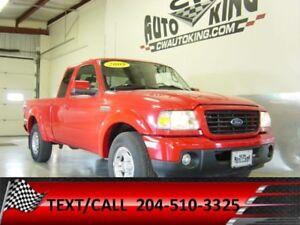 2009 Ford Ranger Sport / Low-Low Kms / 2 Wheel / Financing