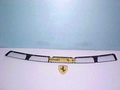 Ferrari 430 Posterior Motor Capucha Tapa Rejilla _ 80073000_ 80072800_ Dcha. _