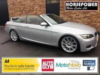 2009 BMW 3 Series 3.0 325i M Sport Highline 2dr Petrol silver Automatic