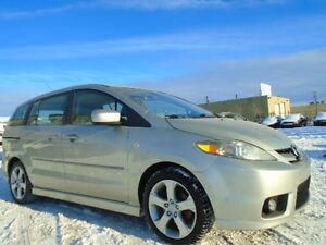 2006 Mazda Mazda5 SPORT--ONE OWNER--EXCELLENT SHAPE IN AND OUT