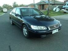 2000 Toyota Camry Sedan, auto, 1 YEAR REG, new engine,urgent sale Roxburgh Park Hume Area Preview