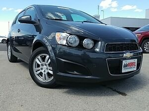 2015 Chevrolet Sonic LT Manual