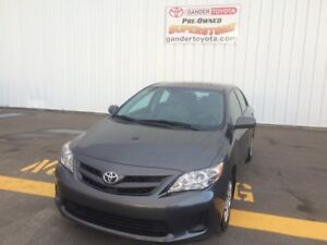 2013 Toyota Corolla CE Convenience Package