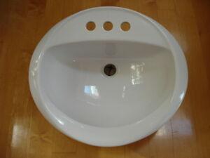 Évier de Salle de bain Crane sink