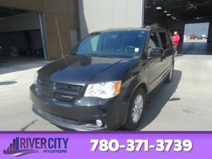 2013 Dodge Grand Caravan RT Rear DVD,  Leather,  Heated Seats,