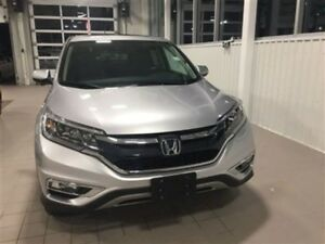 2015 Honda CR-V EX-L - AWD, LOW KM, LEATHER, HEATED SEATS