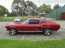 1967 Ford Mustang C CODE Maroon Automatic Coupe Salisbury Brisbane South West Preview