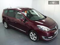 RENAULT SCENIC GRAND DYNAMIQUE TOMTOM DCI S-S, Red, Manual, Diesel, 2013