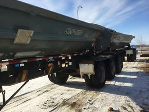 2009 Smith co Side Dump Superb for sale