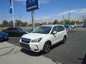 2015 Subaru FORESTER 2.0XT EYE