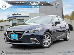 2014 Mazda Mazda3 GX-SKY- DRIVE BACK TO SCHOOL THIS YEAR IN STYL