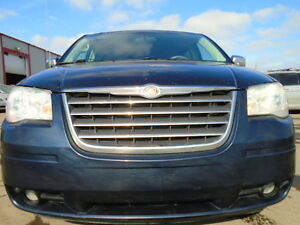 2008 Chrysler Town & Country-TOWN N GO-POWER SLIDING-R/STARTER-