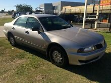 2001 Mitsubishi Magna AUTO 240000KM  Automatic Sedan Wangara Wanneroo Area Preview