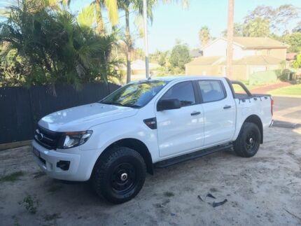 Ford Ranger 4x4 XL 3.2L Turbo Diesel