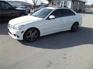 2009 Mercedes-Benz C300 4MATIC|SUNROOF|LEATHER|NO ACCIDENTS