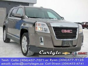 2010 Gmc Terrain Htd. Leather with Tow Pkg.