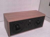 120W KEF Cresta Center Spkr Stereo Speakers - Heathrow