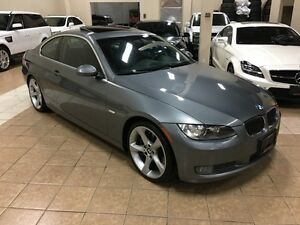 2007 BMW 335i COUPE*NAV*PADDLE*SPORT M PKG*LIKE NEW*TURBO