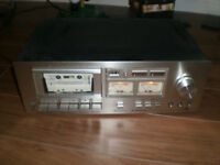 Selling a Vintage Pioneer Cassette Deck Model CT-F500