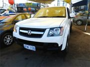 2009 Holden Colorado RC MY09 LX Crew Cab White 4 Speed Automatic Utility Minchinbury Blacktown Area Preview