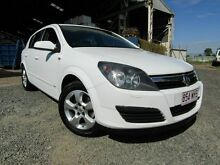 2006 Holden Astra AH MY06 CD White 4 Speed Automatic Hatchback Yeerongpilly Brisbane South West Preview