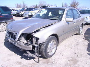1994/2000/ MERCEDES BENZ (ALL C CLASS PARTS PARTS ONLY)