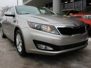 2013 Kia Optima LX+ SUNROOF, HEATED SEATS, LOW KMS