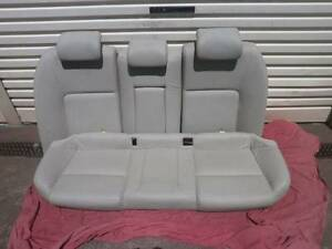 HOLDEN CALAIS TAN LEATHER FULL ELECTRIC FRONT REAR SEATS Campbelltown Campbelltown Area Preview