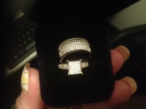 40  rings to choose from all new no tags  all sterling silver Kitchener / Waterloo Kitchener Area image 7