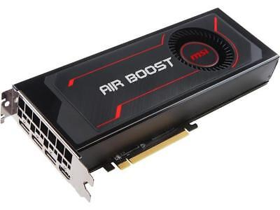 MSI Radeon RX Vega 56 DirectX 12 RX Vega 56 Air Boost 8G OC 8GB 2048-Bit HBM2 PC