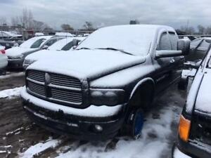 2003 Dodge Ram just in for parts at Pic N Save!