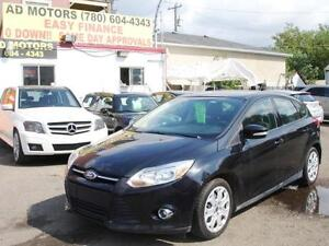 """ SALE THIS WEEK ""2012 FORD FOCUS AUTO LOADED 78K -100% FINANCE"