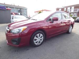 2014 SUBARU IMPREZA 2,0I AWD (AUTOMATIQUE, 74,000 KM, FULL!!!)