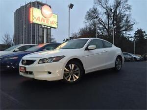 2008 Honda Accord Cpe EX-L | CERTIFICATION AND ETEST INCLUDED
