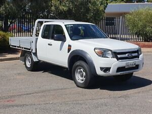2009 Ford Ranger PJ 07 Upgrade XL (4x2) 5 Speed Manual Super Cab Utility Windsor Gardens Port Adelaide Area Preview
