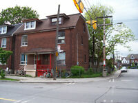 Roomy one bedroom apartment in Parkdale