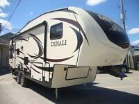 Caravane à sellette Dutchmen Denali, modèle 2445RL, 2016, 29pi
