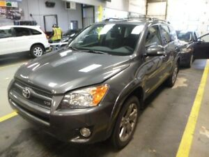 2011 Toyota RAV4 Sport V6 Loaded! One Owner! low kms Sport