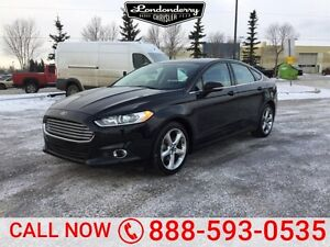 2013 Ford Fusion SE AWD Back-up Cam,  Bluetooth,