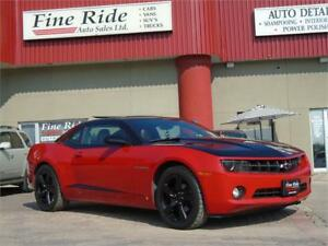 2010 Chevrolet Camaro 2LT RS **6SPD/6CYL with ONLY 94,000kms**