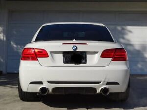 bmw rear diffuser | Cars & Vehicles | Gumtree Australia Free