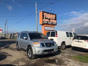 2011 Nissan Armada Platinum Edition**FULLY LOADED**ONLY 160 KMS*